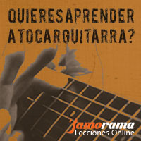 Jamorama - Lecciones de Guitarra